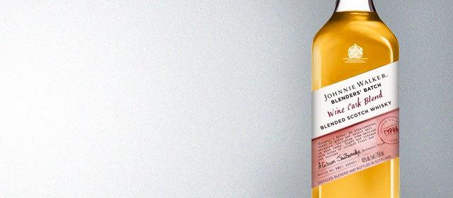 Johnnie Walker Blenders Batch Wine Cask Blend Expert Reviews